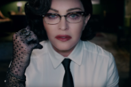 "Madonna Advocates for Gun Control in Graphic New ""God Violence"" Video"