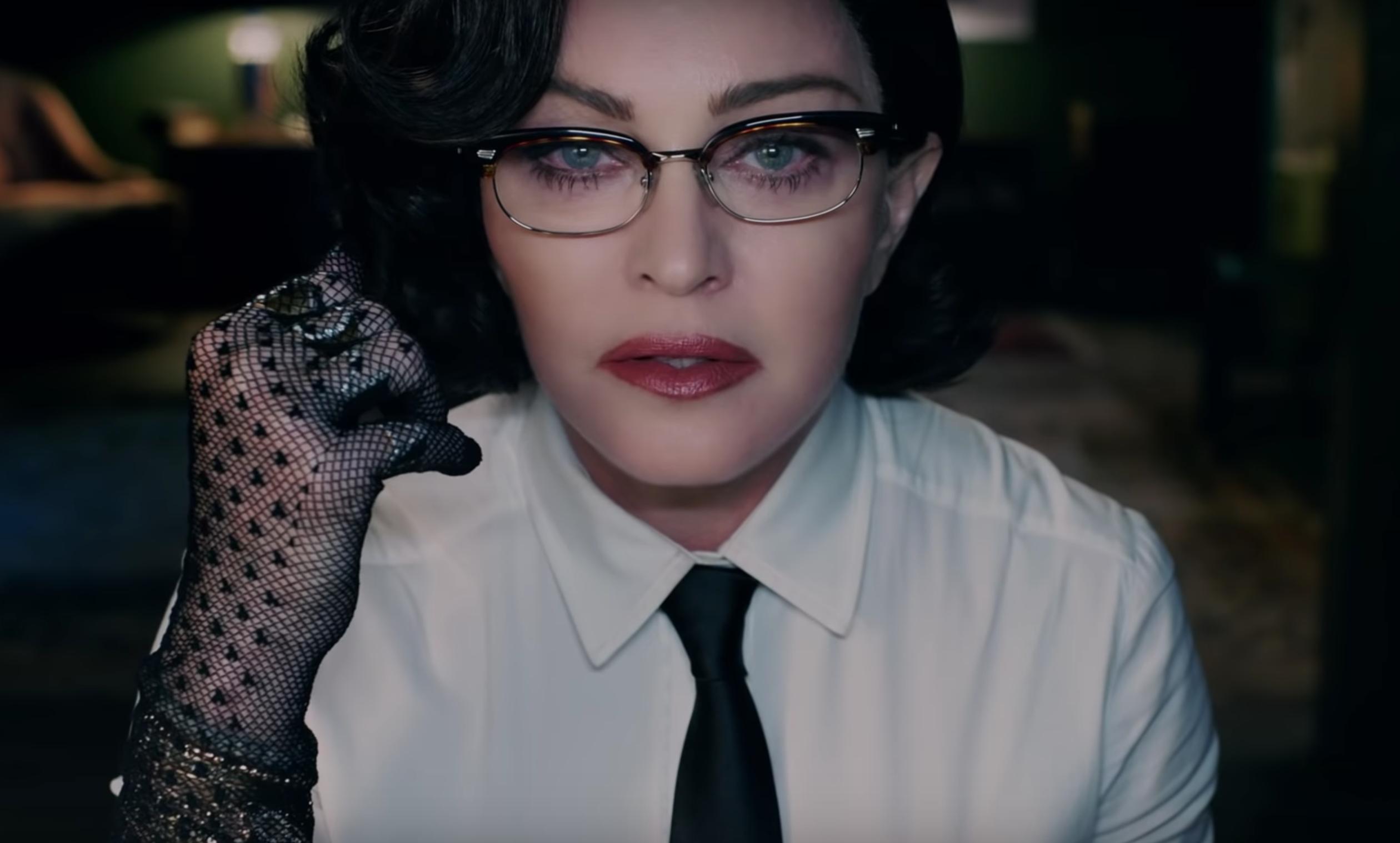 Madonna God Violence Madame X Video Gun Control Watch