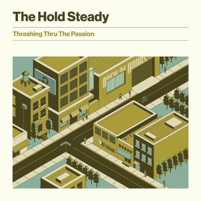 the hold steady new album