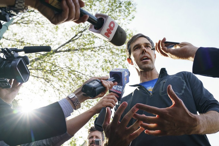 """Beto O'Rourke on The Clash: 'London Calling' """"Absolutely Changed My Life"""""""