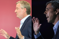 Who Loves the Clash More: Beto or de Blasio?
