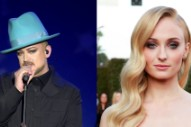 Boy George Thinks Sophie Turner Could Play Him in Forthcoming Biopic