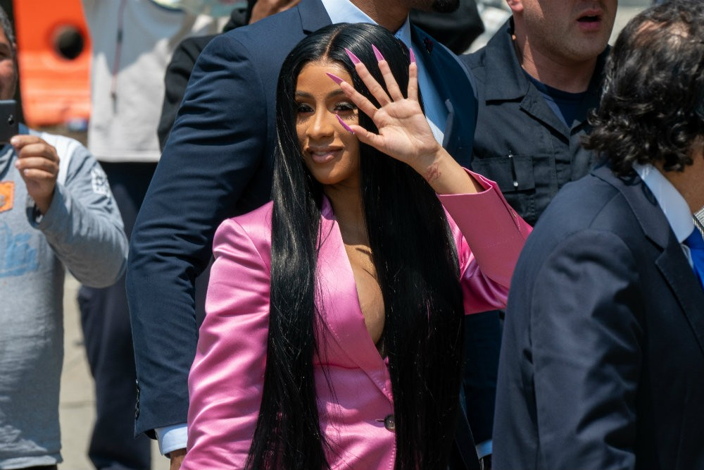 Cardi B Indicted by Grand Jury for Strip Club Assault