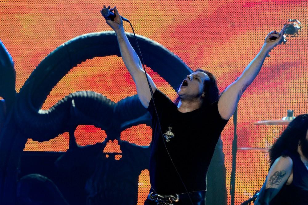 Glenn Danzig Uses a Flip Phone