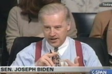 Joe Biden Discusses Throwing Ravers in Jail at RAVE Act Hearing in 2001