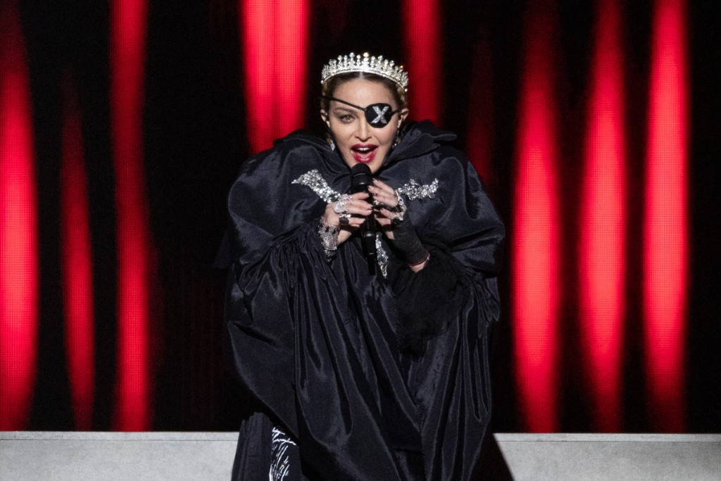 Madonna's New Album 'Madame X': Listen