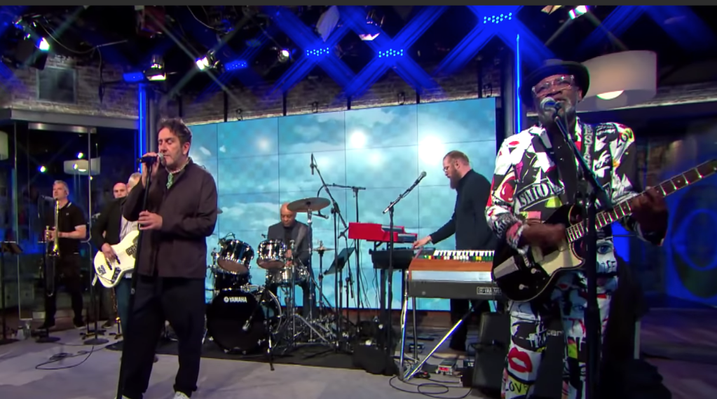 Watch the Specials Perform Three Songs on CBS This Morning