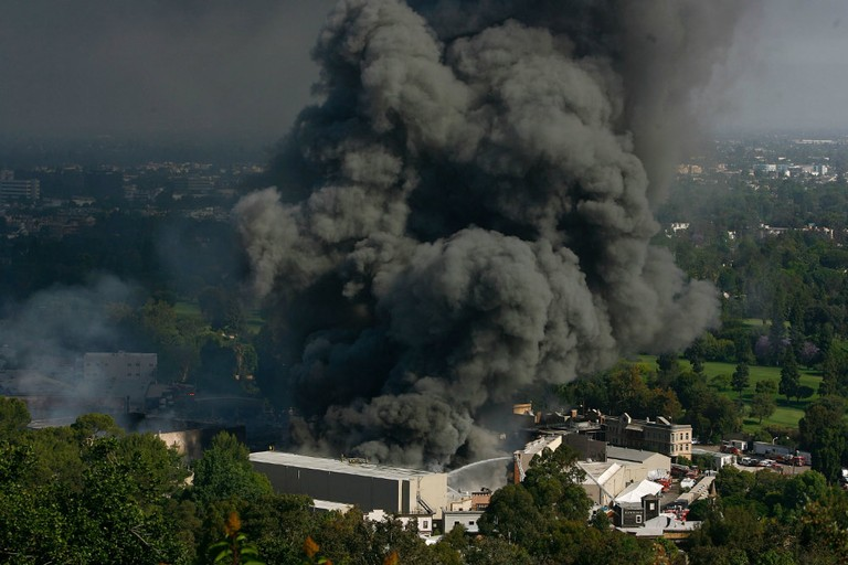 2008 Fire at Universal Studios Destroyed Recordings by Nine Inch Nails, R.E.M., etc
