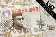 burna boy african giant album review