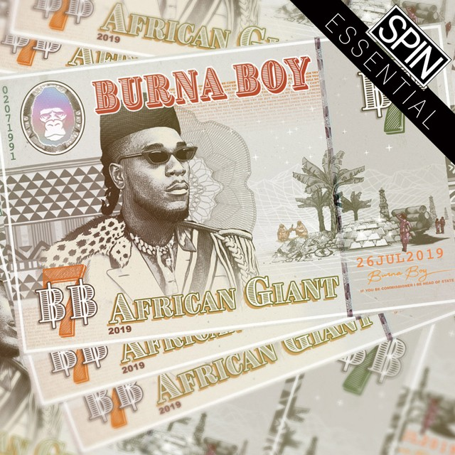 Burna Boy's Dazzling 'African Giant' Is One of the Year's
