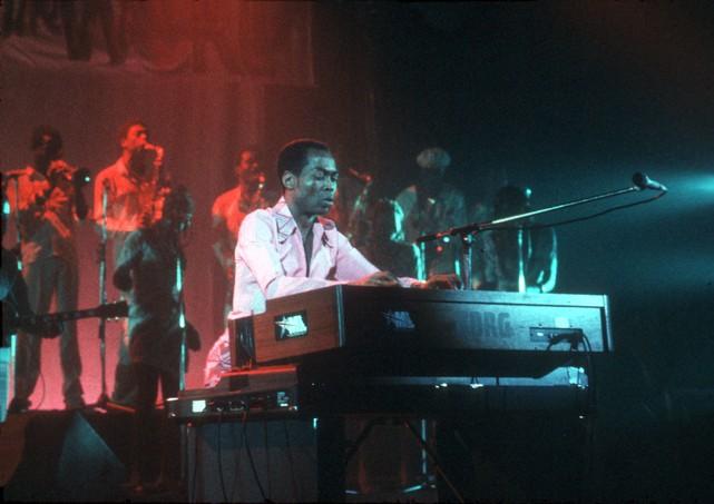 Fela Kuti Live At Brixton Academy