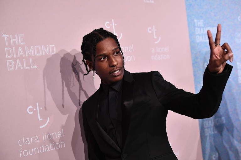 A$AP Rocky Sweden Arrest Assault Charge Trial