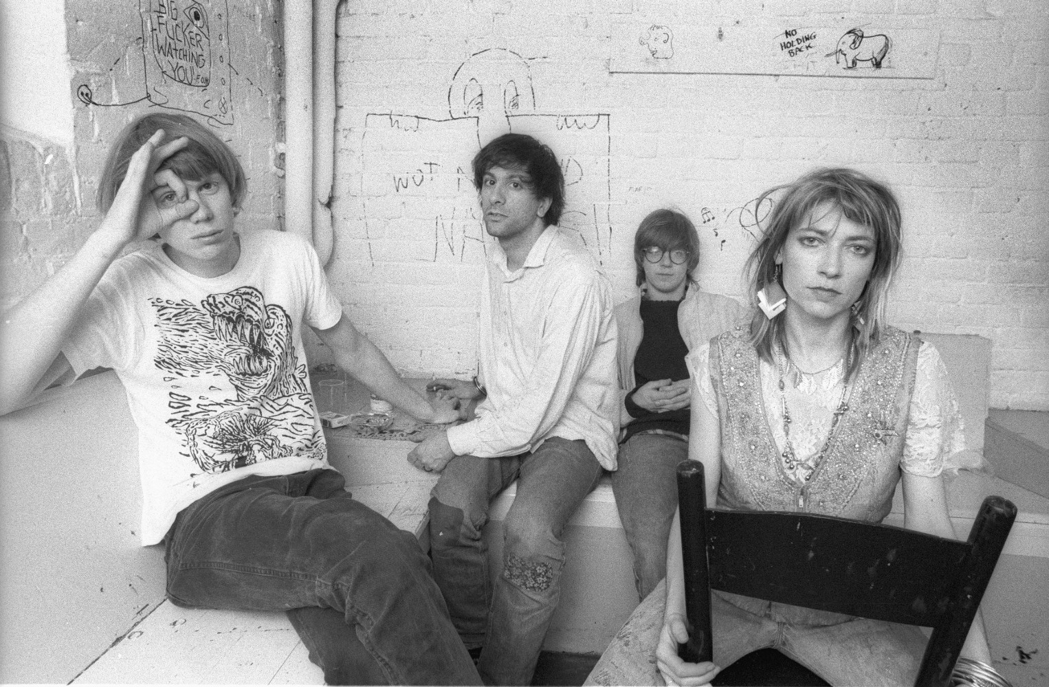 Sonic Youth: Our 1985 Interview
