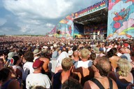 """""""Don't Drink the Brown Water"""": Our Live Report From Woodstock '99"""