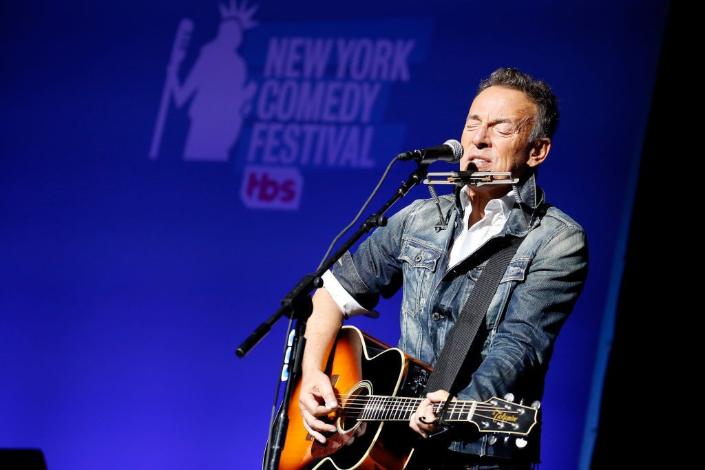 Bruce Springsteen Says a 'Western Stars' Film Is Coming This Year