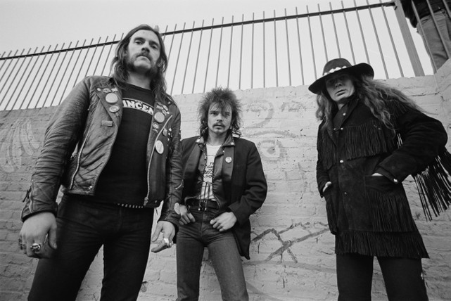 Motörhead Announce 40th Anniversary 'Overkill' and 'Bomber' Reissues