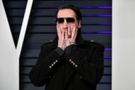 Marilyn Manson Cast in Stephen King's <i>The Stand</i> Adaptation