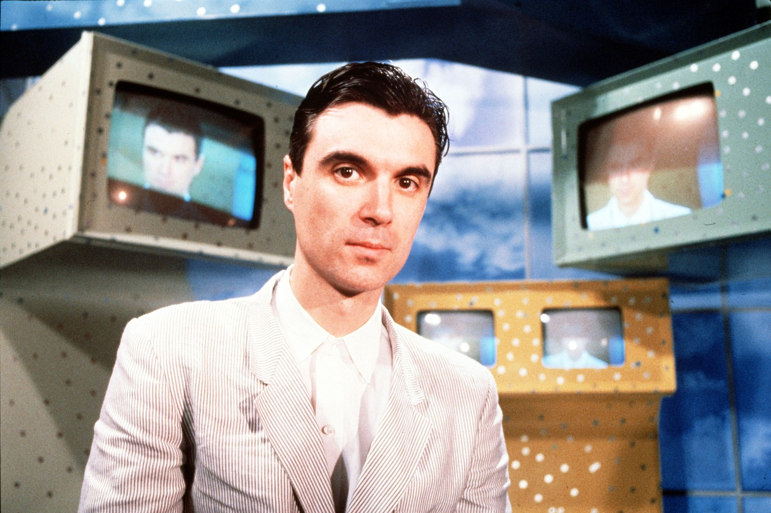 Talking Heads: Our 1985 Cover Story