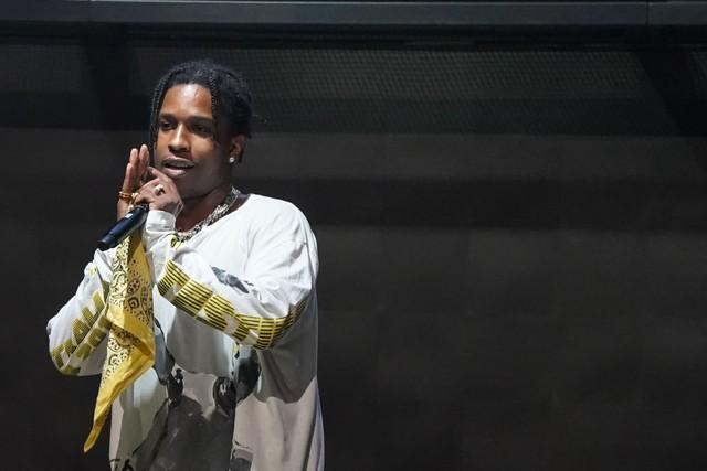 ASAP Rocky A$AP Rocky Sweden Trial Not Guilty