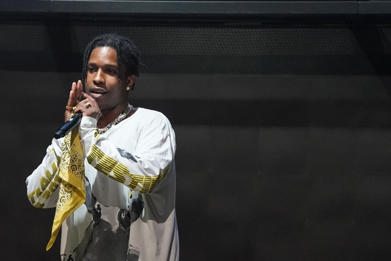 ASAP Rocky A$AP Rocky Sweden Trial Not Guilty
