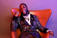 Stream Burna Boy's New Album <i>African Giant</i>