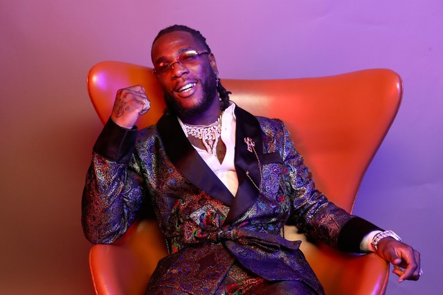 Burna Boy 'African Giant' Album Stream   SPIN