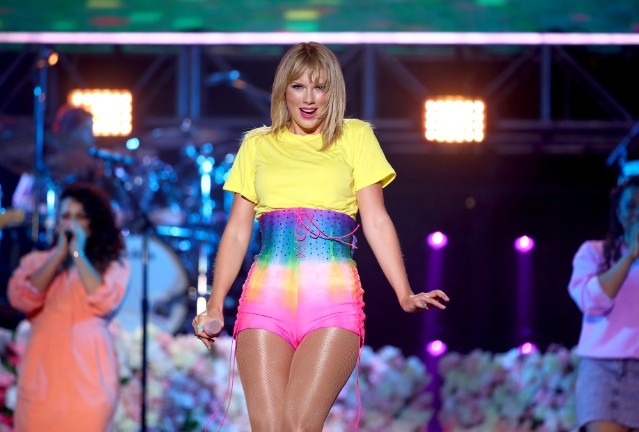taylor swift forbes highest paid celebrity