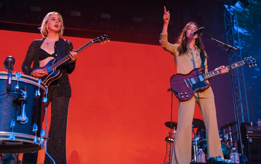 Haim Cover Paula Cole at Pitchfork Fest: Watch
