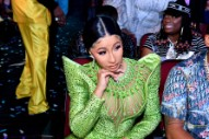 Cardi B Releases New Song Snippet on Daughter's Birthday
