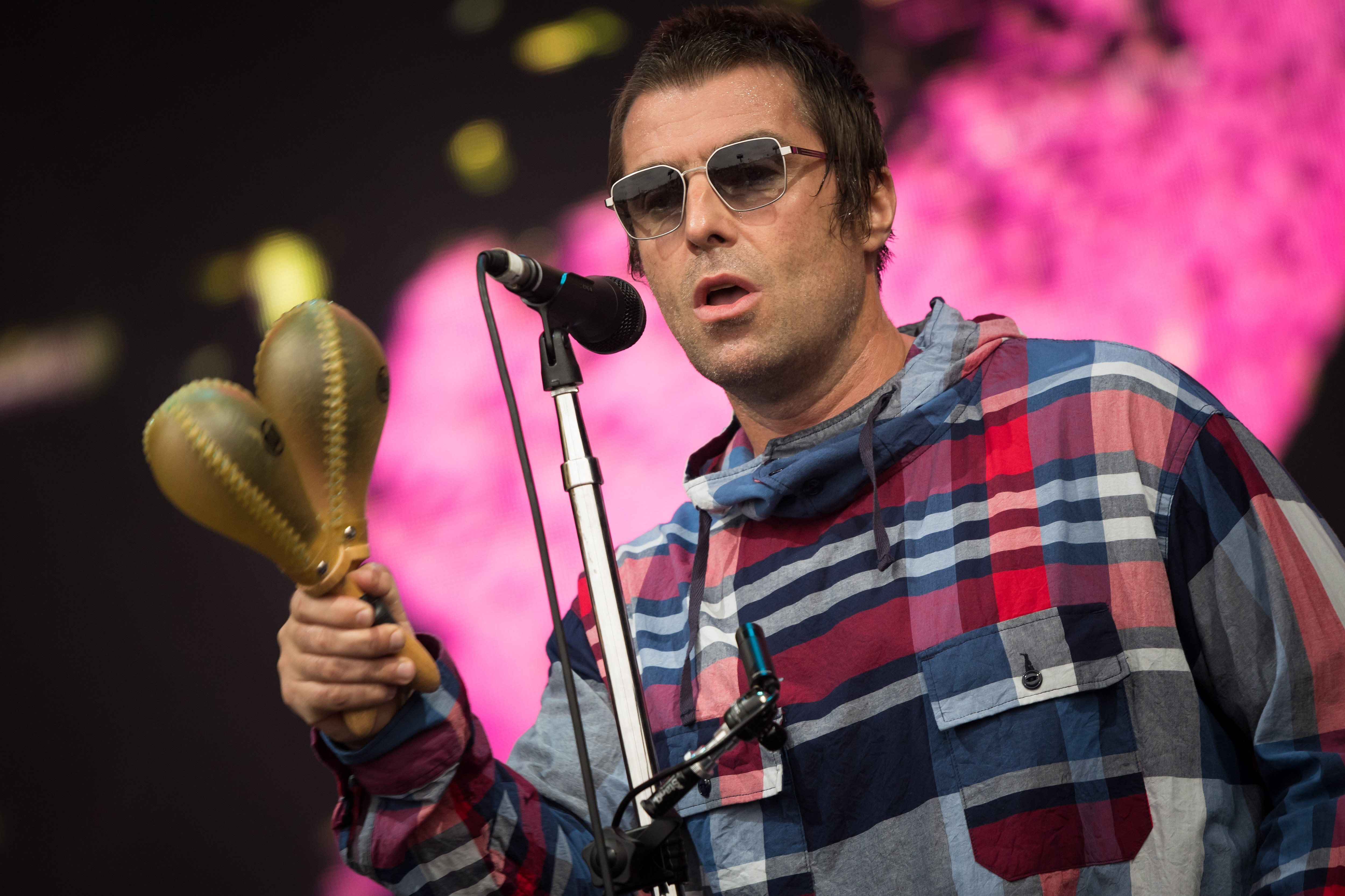 Liam Gallagher Announces 'MTV Unplugged' Show | SPIN