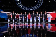 Who Won Night 1 of the Democratic Presidential Debate Round 2?