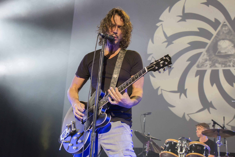 Soundgarden Perform At Brixton Academy