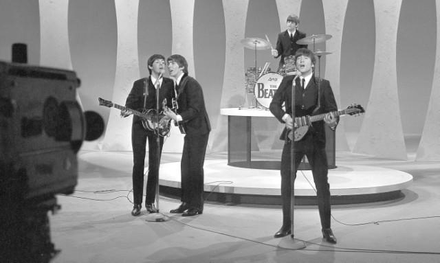 The Beatles On 'The Ed Sullivan Show'