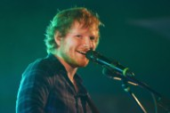 Ed Sheeran Releases Two New Songs With Bruno Mars, Chris Stapleton, More