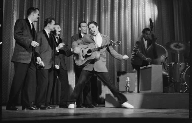 Presley On The Ed Sullivan Show