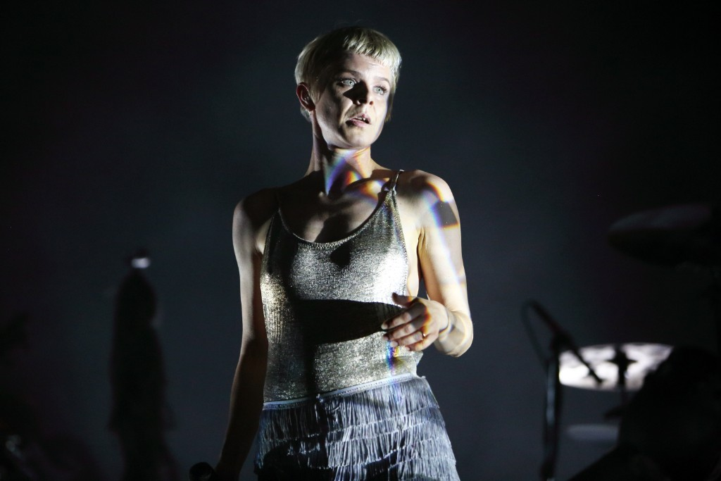 "Watch Robyn Perform ""Between the Lines"" and ""Love Is Free"" on Fallon"