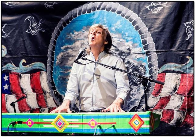 Paul McCartney It's a Wonderful Life Musical