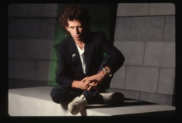 Keith Richards: Our 1985 Cover Story, 'A Stone Unturned' | SPIN