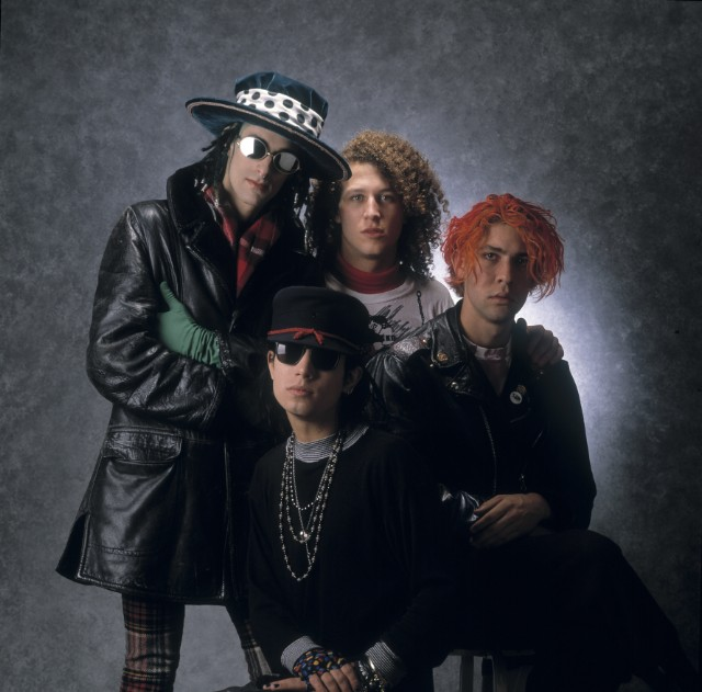 Portrait Of Jane's Addiction