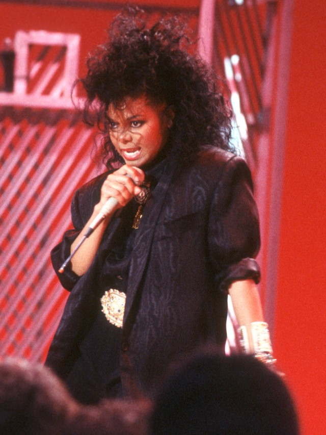 Janet Jackson: Our 1987 Cover Story | SPIN