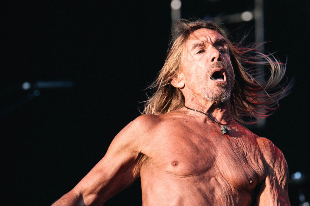 Iggy Pop Announces New Album Free, Releases Title Track