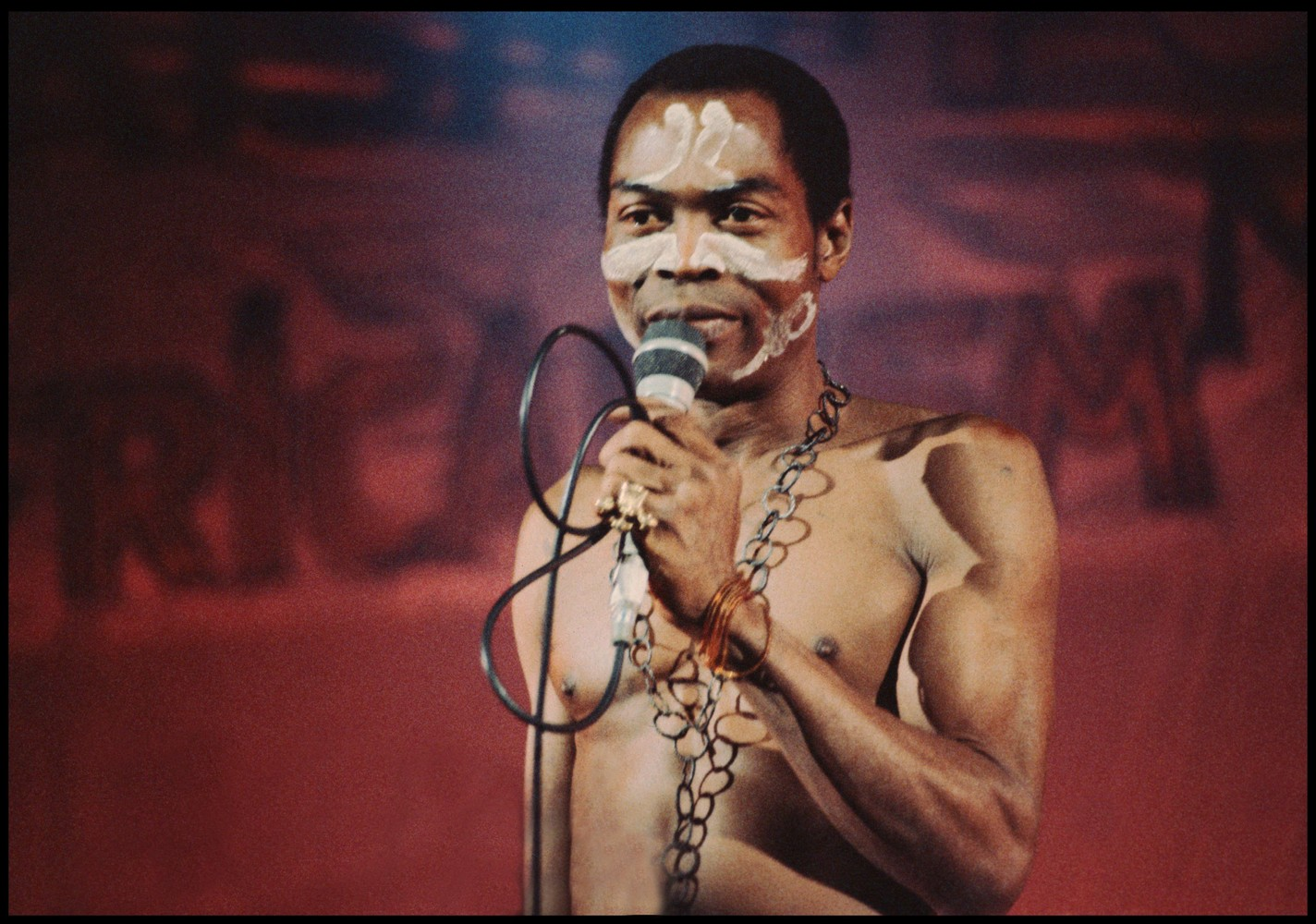 Felá Kuti: Our 1986 Interview