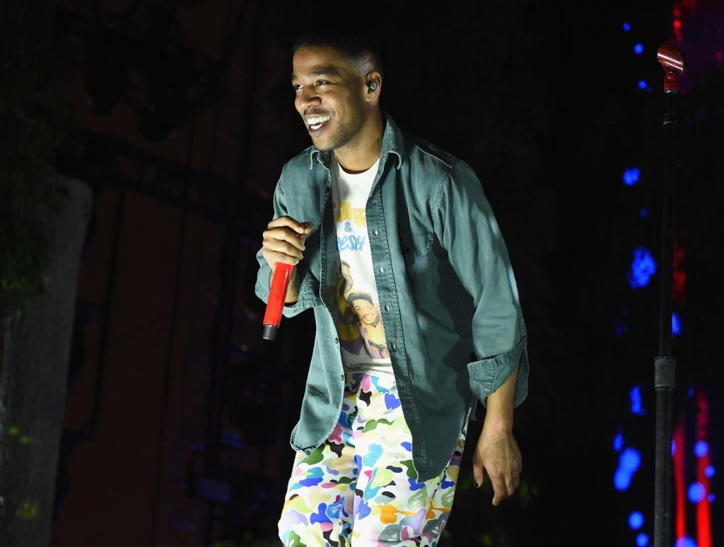 Kid Cudi Announces New Album, Netflix Series with Kenya Barris