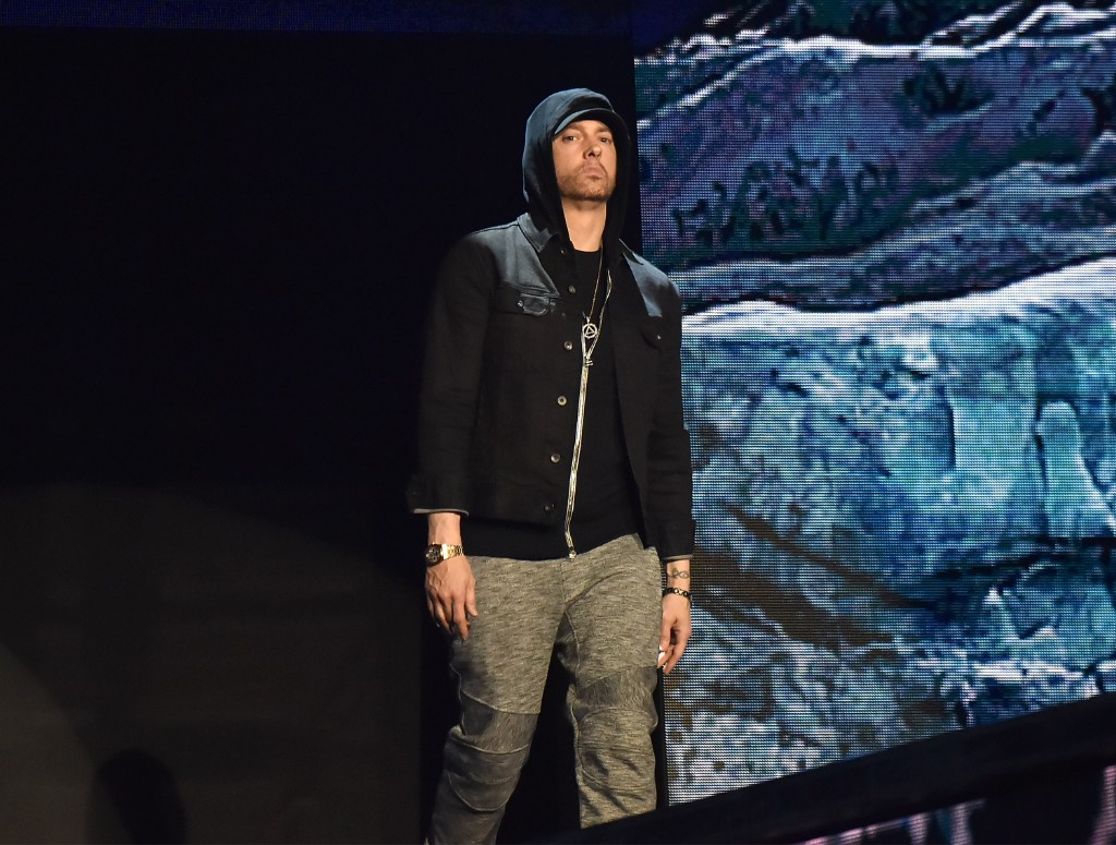 "Listen to Eminem's Guest Verse on Conway the Machine's ""Bang"""