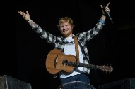 Ed Sheeran Earns Third No. 1 Album With <i>No. 6 Collaborations Project</i>