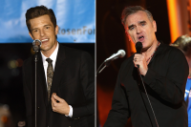 "The Killers' Brandon Flowers Says Morrissey Is ""Still a King"""