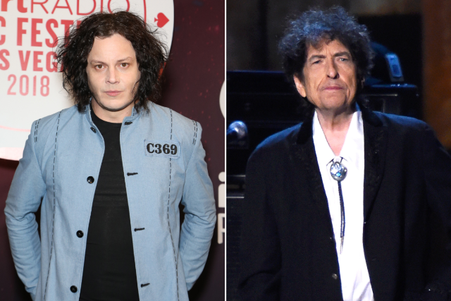 Jack White Can't Say Whether He Wrote a Song With Bob Dylan