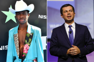 """Lil Nas X Blocks Pete Buttigieg From Filming """"Old Town Road"""" Video: Report"""