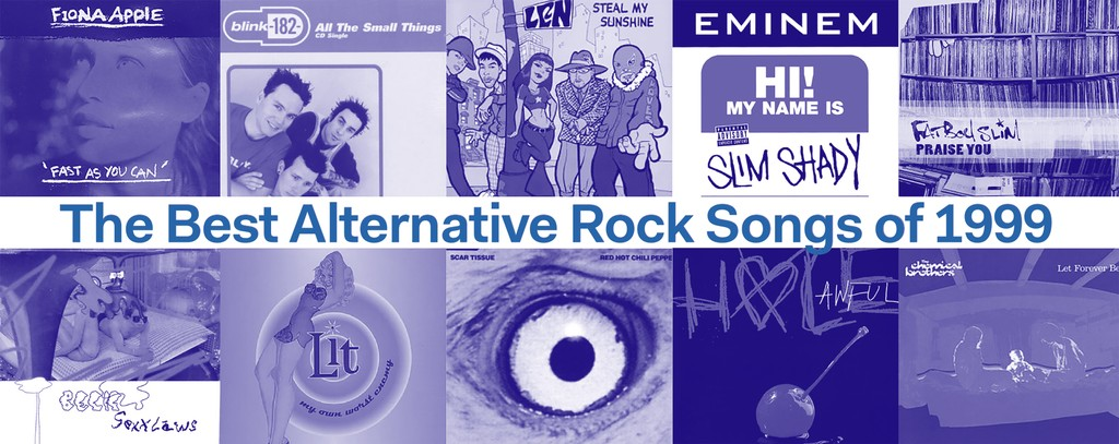 The Best Alternative Rock Songs of 1999
