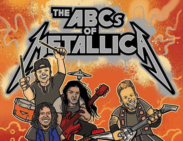 Metallica Announces New Children's Book